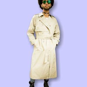 VTG London Fog trench coat